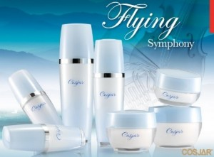 Sinfonía voladora línea - Sinfonía voladora