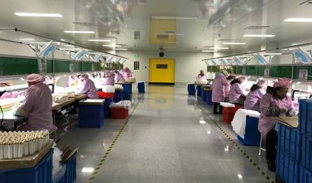 Full view of Assembly lines