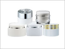 Cosmetic Jar Packaging All Materials