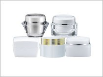 Cosmetic Jar Packaging All Shapes