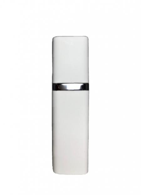 PCR Square Lotion Bottle 120ml - SBF-30 PCR