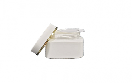 PCR Square Cream jar 50ml - SDF-50 PCR