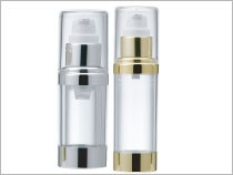 Airless Cosmetic Packaging Round Shape