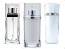 Cosmetic Bottle Packaging 120 ML