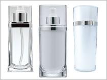 Botella cosmética      Envase 120 ml