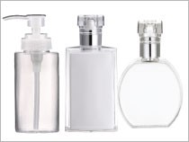 Confezione cosmetica della bottiglia 121-150 ML