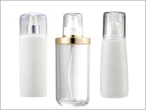 Cosmetic Bottle Packaging 200, 210 ML