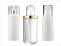 Botella cosmética      Envase 200, 210 ML