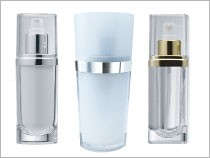 Cosmetic Bottle Packaging 35, 40, 50 ML