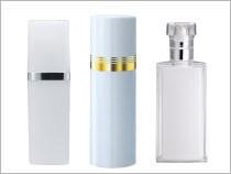Botella cosmética      Envase 60, 70 ML