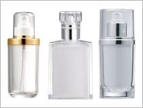 Botella cosmética      Envase 80, 100 ML