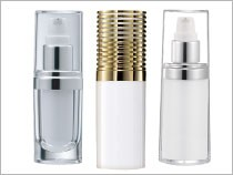 Cosmetic Bottle Packaging MS Material