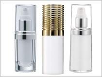 Botella cosmética MS      Envase