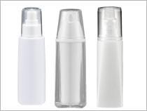Emballage cosmétique de bouteille d'autres formes