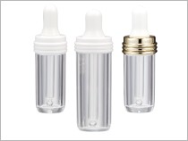Dropper Cosmetic Packaging MS Material - Cosmetic Propper Material