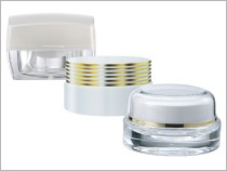 Cosmetic Jar Packaging 01-15 ML