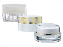 Cosmetic Jar Packaging 5, 10, 15 ML