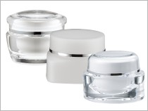 Cosmetic Jar Packaging 16-30 ML