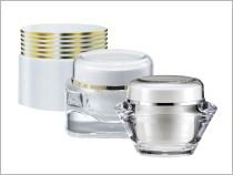 Cosmetic Jar Packaging 50 ML