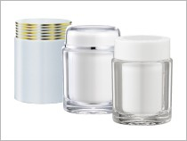 Cosmetic Jar Packaging 51-70 ML