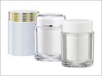 Cosmetic Jar Packaging 60, 70 ML