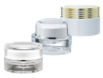Cosmetic Jar Packaging MS Material