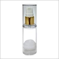 PETG redondo Botella Airless 30ml - Gotas de primavera ARG-30