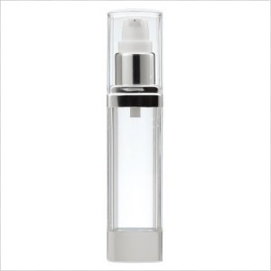 Acrylic Square Airless Bottle, 50ml