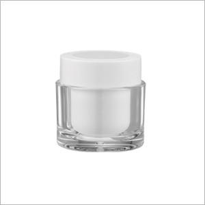 Acrylic Round Cream Jar 50ml