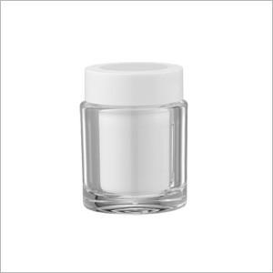 Acrylic Round Cream Jar 70ml