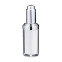 Acrylic Round Dropper , 50ml