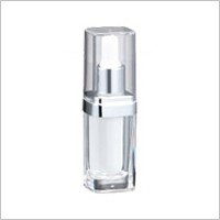 Acrylic Square Dropper , 15ml