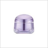 Acrílico cuadrado Crema tarro 60ml - Medusas TD-60