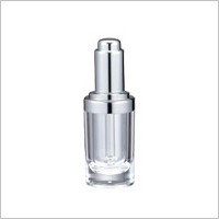 Acrylic Oval Dropper,15ml