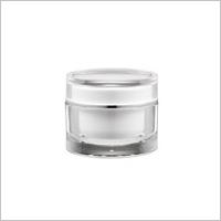 Acrylic Round Cream Jar, 60ml - CD-60 Fairy Land