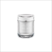 Acrylic Round Cream Jar, 70ml - CD-70 Fairy Land