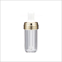 Acrylic Round Dropper Bottle, 3ml - JB-3-G Love Potion
