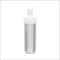 Acrylic Round Dropper Bottle, 5ml - JB-5 Love Potion
