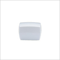 Acrílico cuadrado Crema tarro 15ml - Caja mágica KD-15