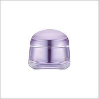 Acrylic Square Cream Jar, 50ml - TD-50 Jellyfish