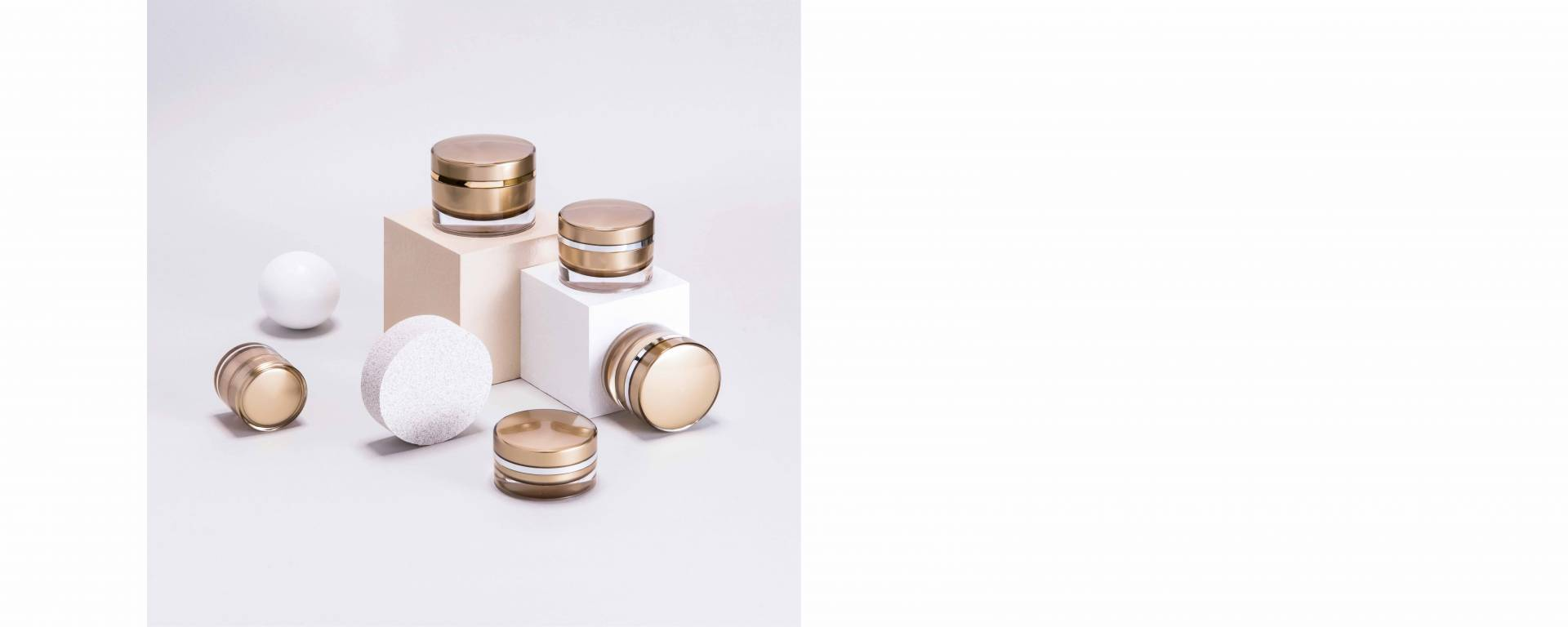We Care Your Packaging Needs Diverse choices for skincare packaging solution