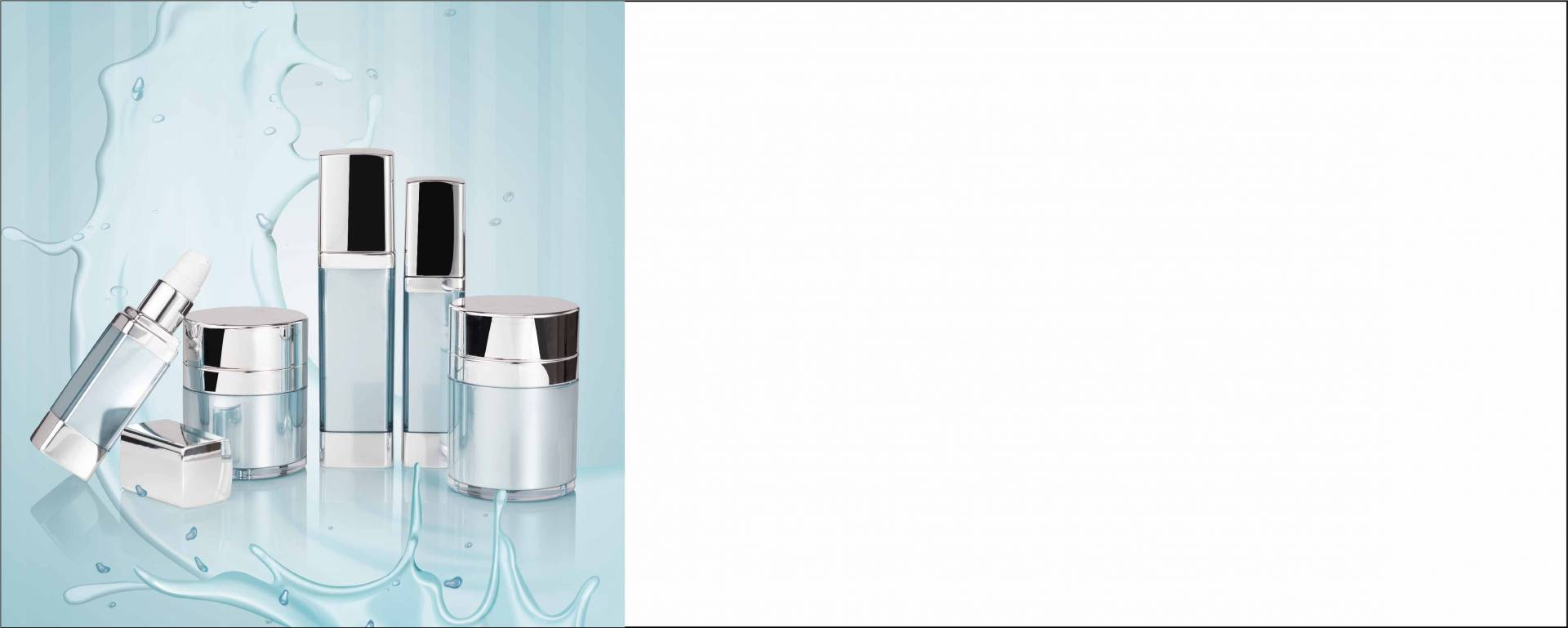 Functional Airless Skincare Packaging The best performing airless bottles & jars for skin care products