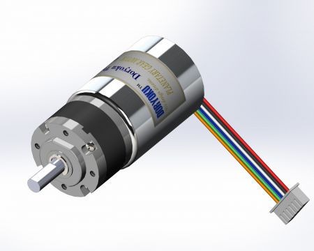 Brushless Gear Motor