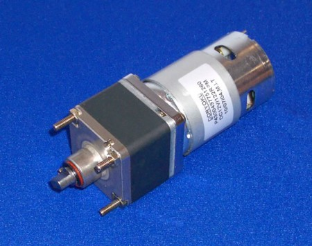Planetary gear motor_P43-1 DIA43