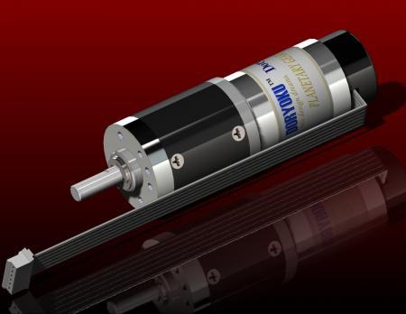 DIA26 DCサーボプラネタリーモーター - 5-10W DCサーボプラネタリーモーターSVP26