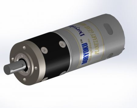 DIA52 Strong Planet Gear Motor