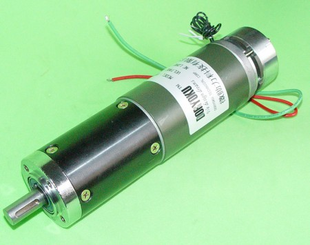 Planetary Gear Motor WITH BRAKE
