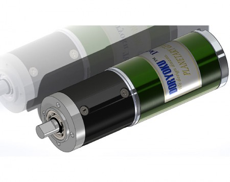 DIA52 Servo Long Life Planet Motor - DC Brushed Stable Planetary Gear motor applicated for venetian blind, automatic fire rated curtain.