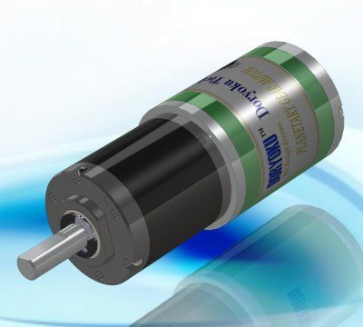 15W BLDC DIA 42 Geared - 15-20W Brushless Motor