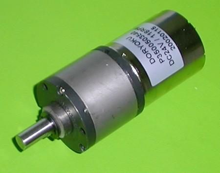 Planetary gear motor_P35 DIA35